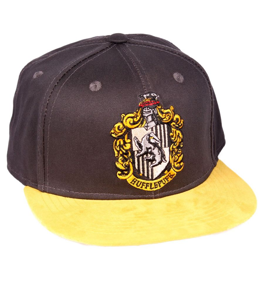 Casquette harry potter hufflepuff school 2