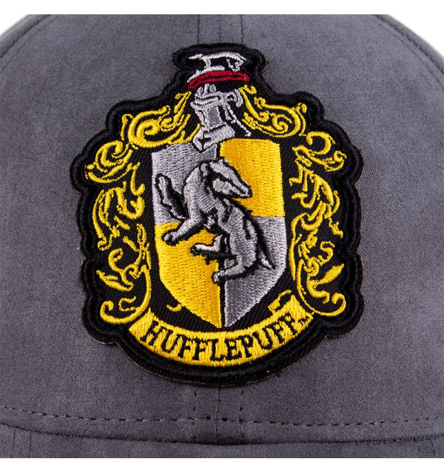 Casquette harry potter hufflepuff