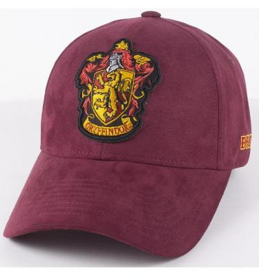Casquette harry potter patch gryffindor