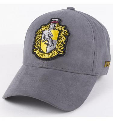 Casquette harry potter patch hufflepuff