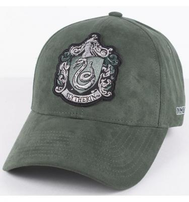Casquette harry potter patch slytherin