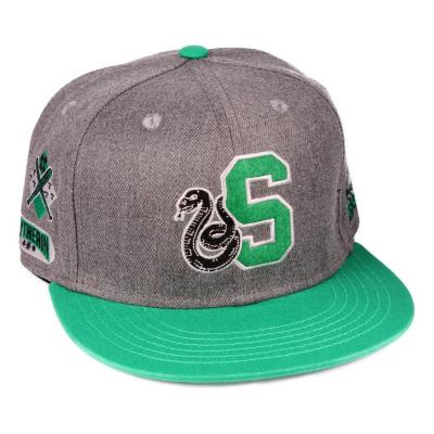 Casquette harry potter serpentard 3