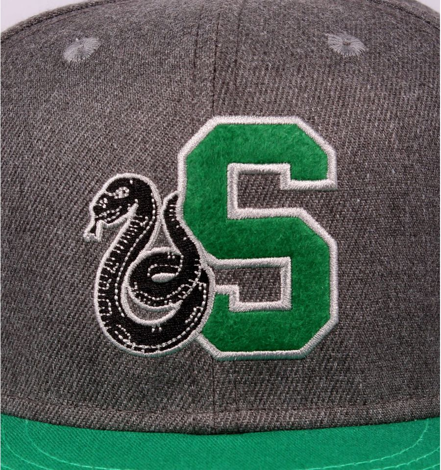Casquette harry potter slytherin 2