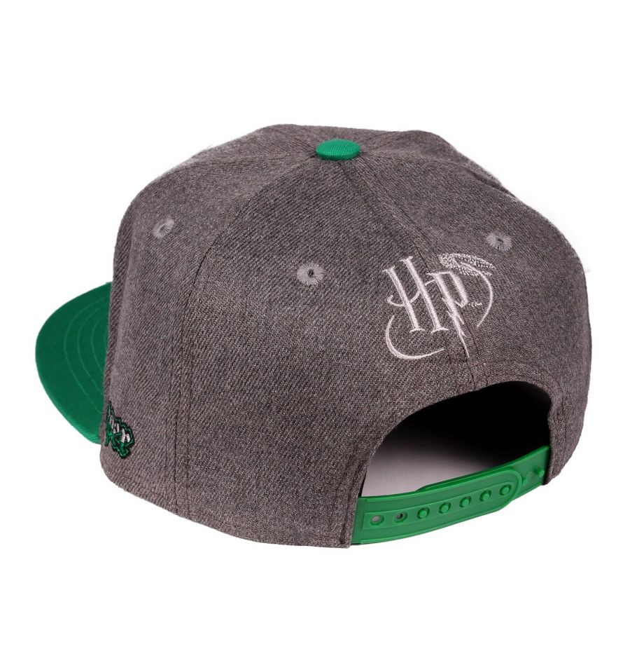 Casquette harry potter slytherin school patchs