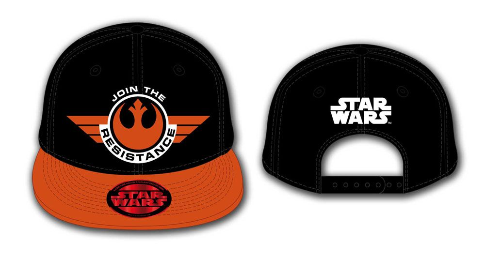 Casquette join the resistance