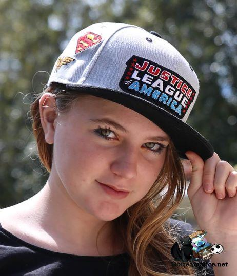 Casquette justice league