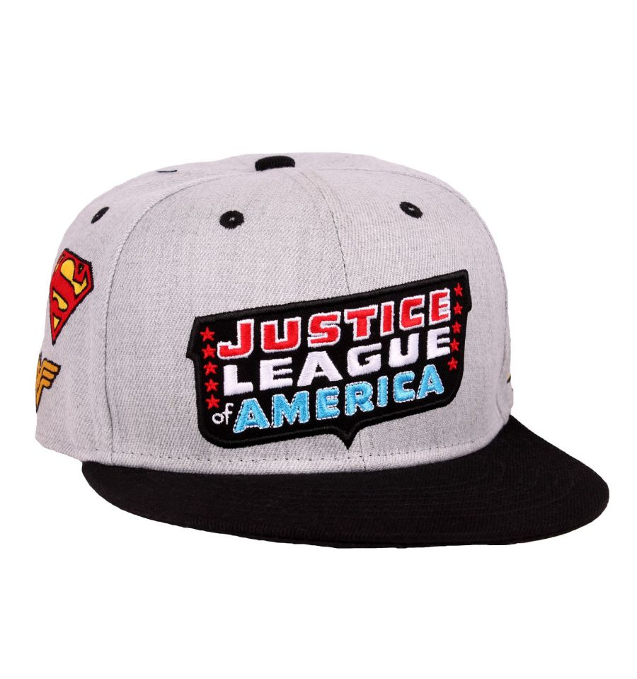Casquette justice league dc comics