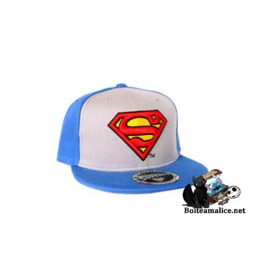 Casquette logo superman