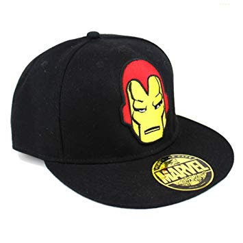 Casquette marvel iron man