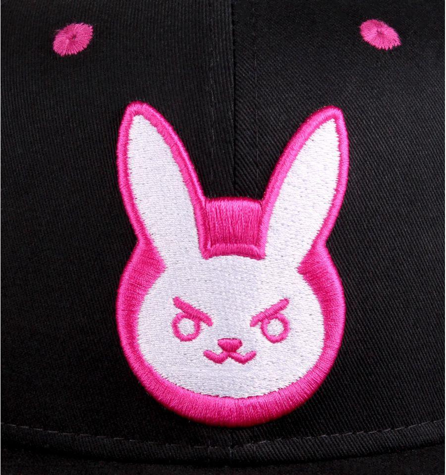 Casquette overwatch bunny