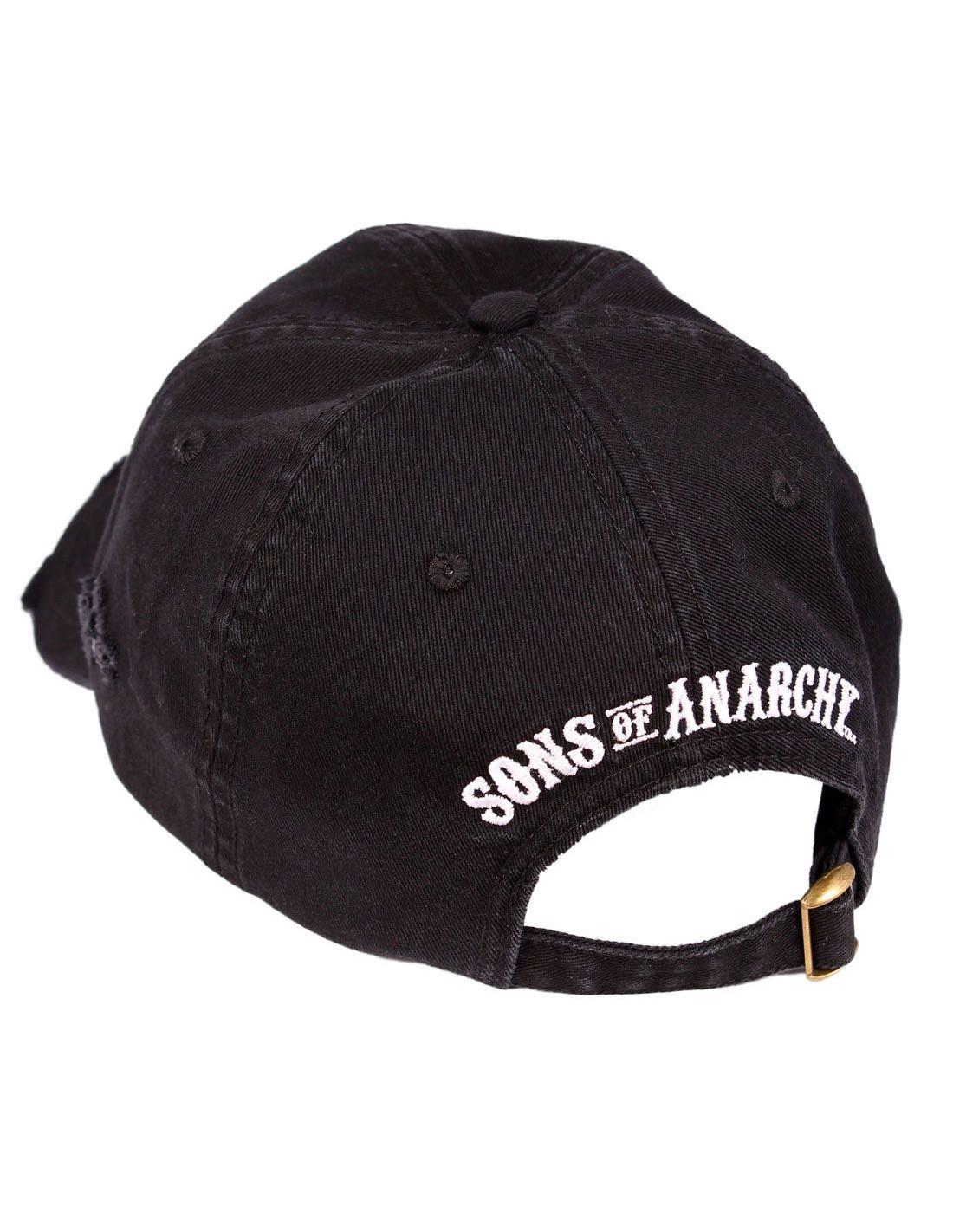 Casquette sons of anarchy grunge reaper