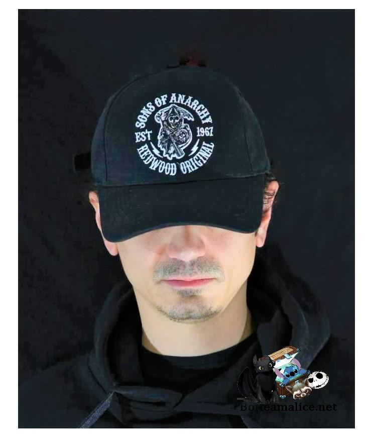 Casquette sons of anarchy1