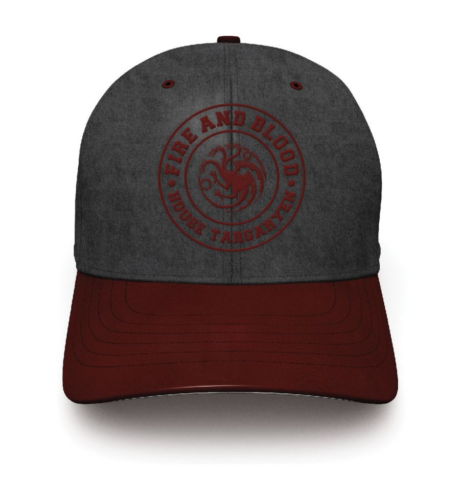 Casquette targaryen game of thrones