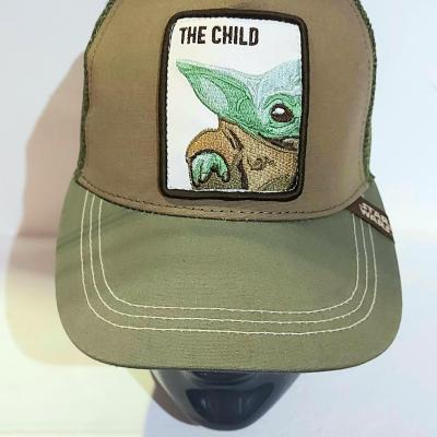 Casquette the child mandalorian
