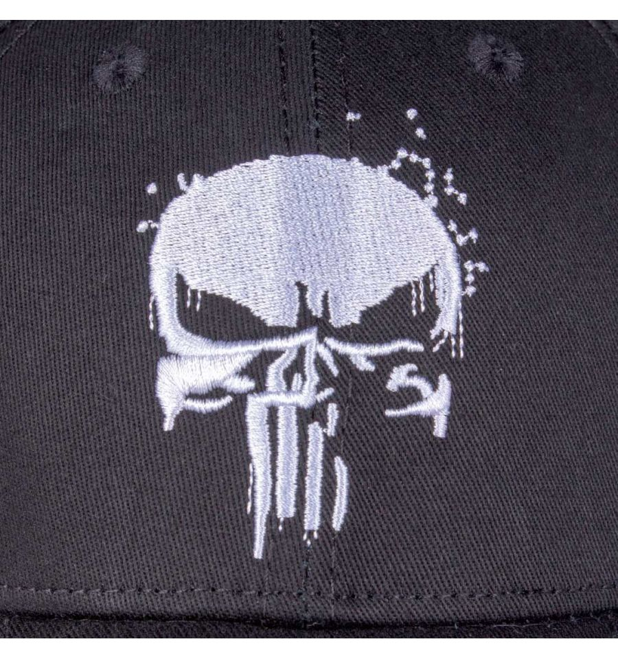 Casquette the punisher marvel grungy punisher 2