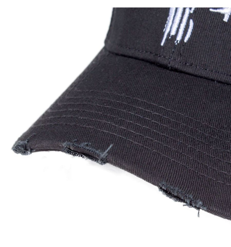 Casquette the punisher marvel grungy punisher 3