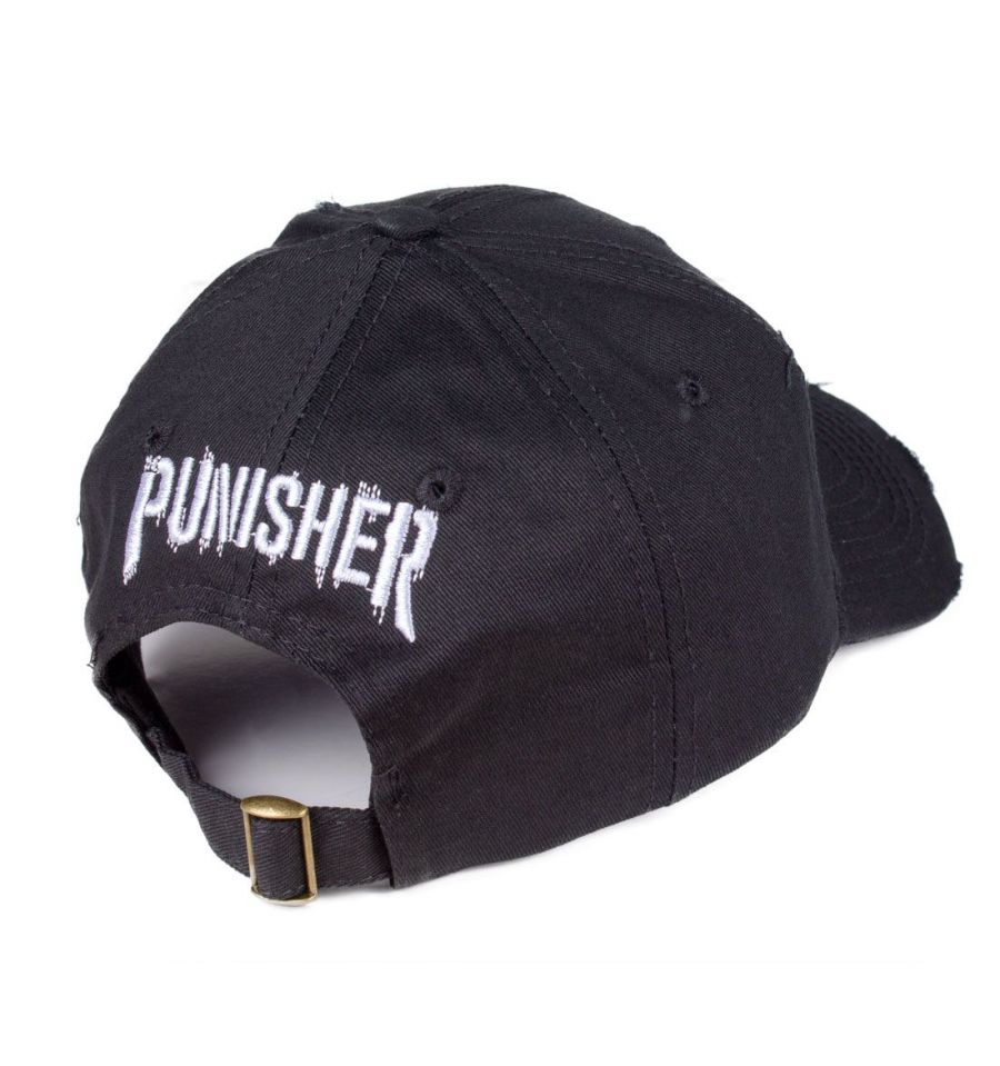 Casquette the punisher marvel grungy punisher 4