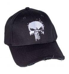 Casquette the punisher marvel grungy punisher