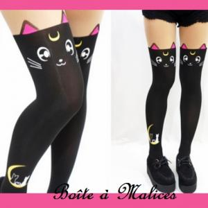 Collant chat sailor moon 1