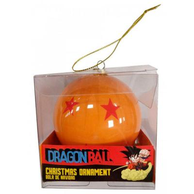 Decoration de noel boule de cristal dragon ball