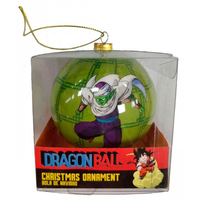 Decoration noel dragon ball piccolo