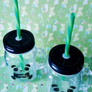 Decoration panda kawaii
