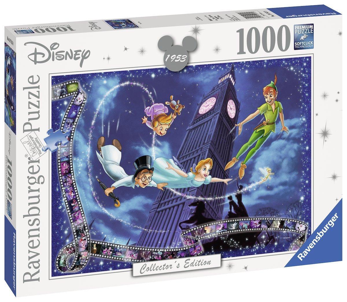 Disney 1953 peter pan puzzle 1000 pieces