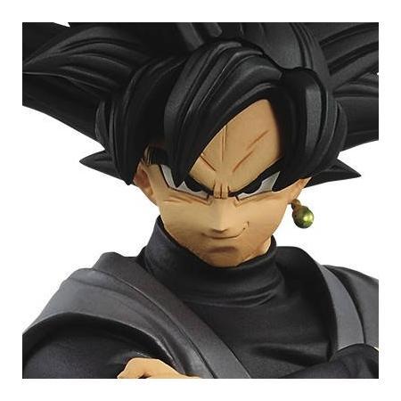 Dragon ball super figurine black goku