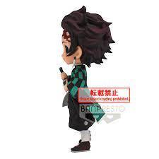 Figura tanjiro kamado kimetsu no yaiba q posket a 3