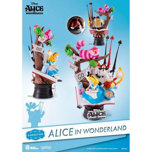 Figurine alice in wonderland