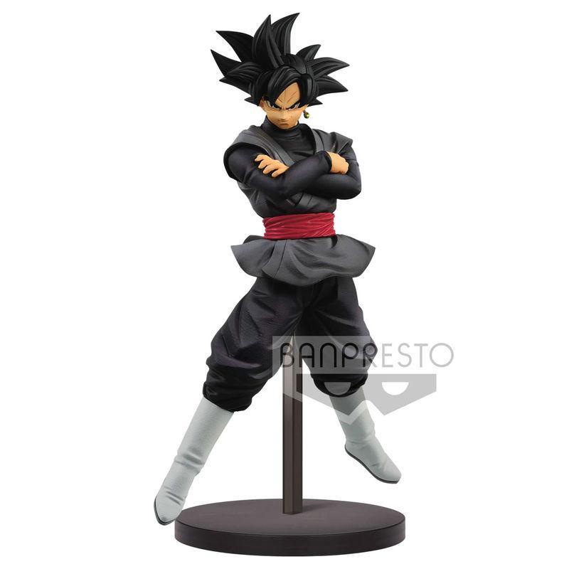 Figurine black goku
