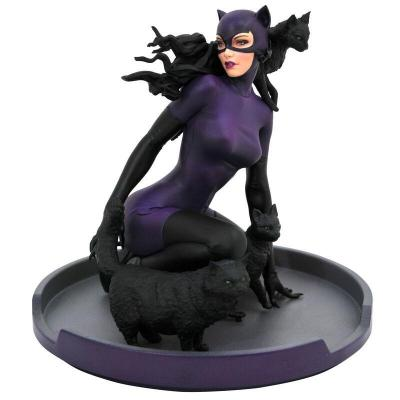 Figurine catwoman diamond select