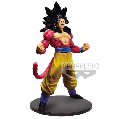 Figurine dragon ball gt blood of sayans