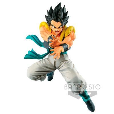 Figurine dragon ball super gogeta super kamehameha ii