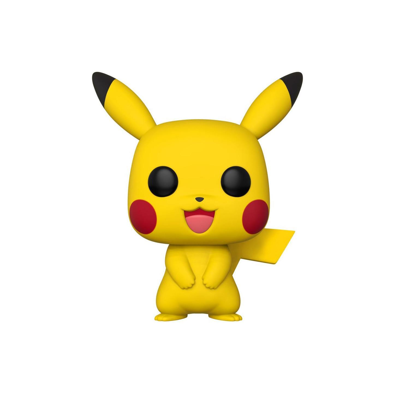 Figurine funko pop pikachu super sized pokemon 353