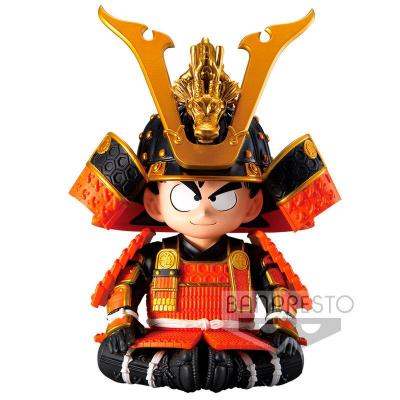 Figurine goku armure japonaise dragon ball 2