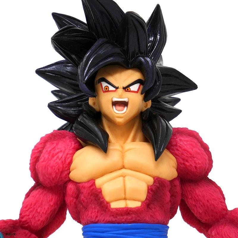 Figurine goku super sayan 4