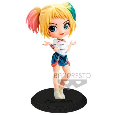 Figurine harley quinne birds of prey q posket a
