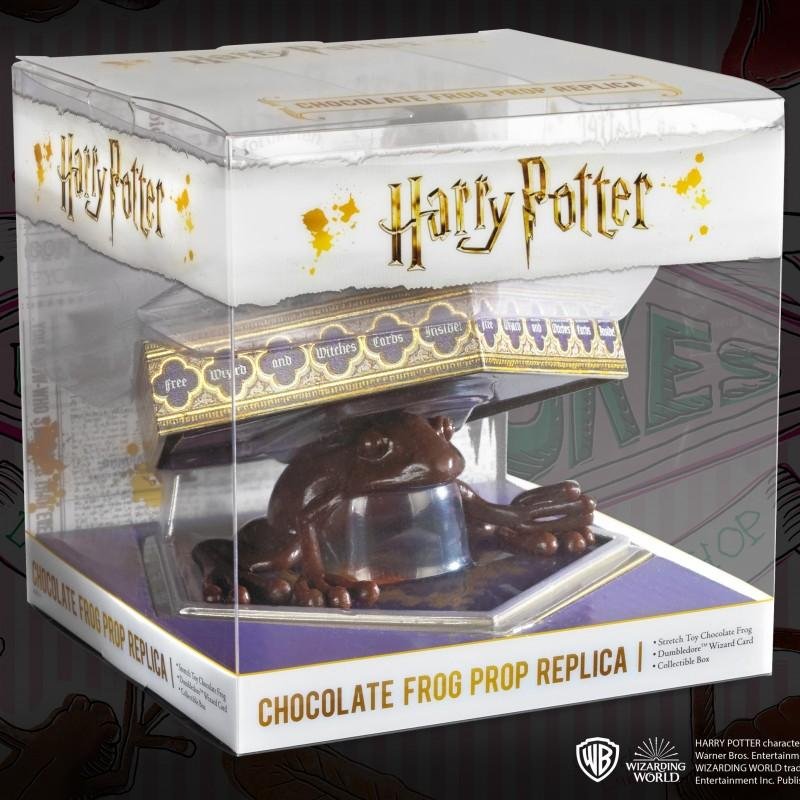 Figurine harry potter chocogrenouille