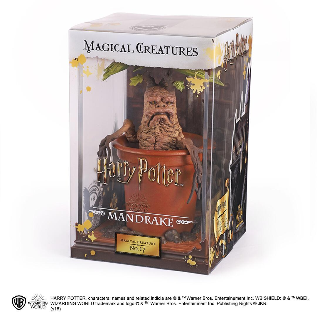 Figurine harry potter mandragore 2