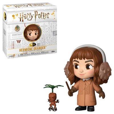 Figurine hermione funko 5 star harry potter