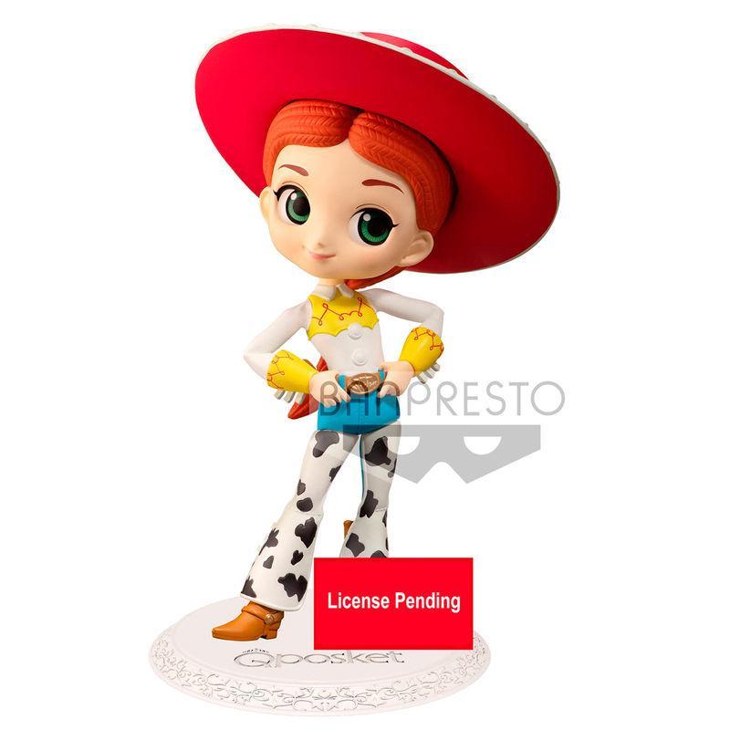 Figurine jessie toy story disney pixar q posket