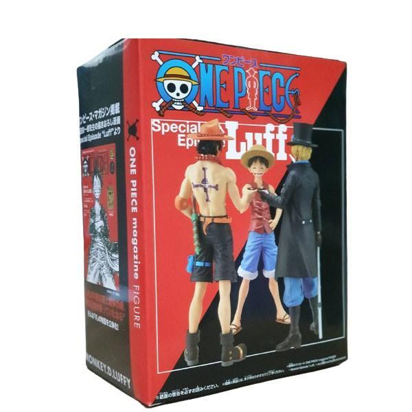 Figurine luffy banpresto