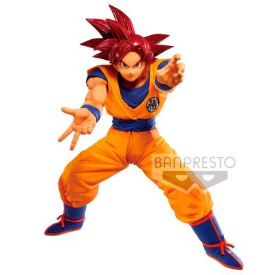 Figurine maximatic son goku v dragon ball super