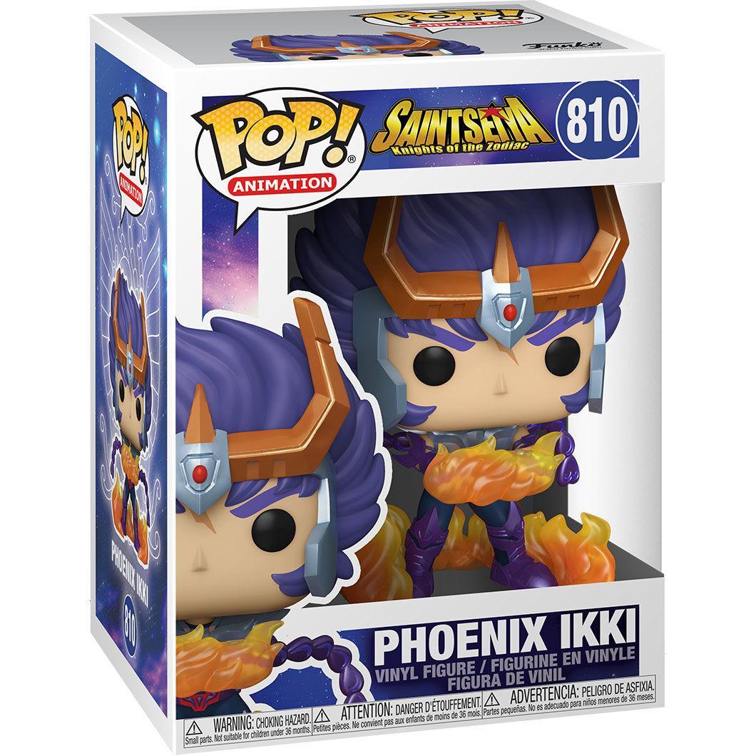 Figurine phoenix ikki pop saint seiya 810