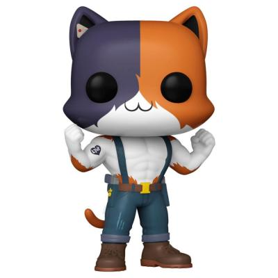 Figurine pop fortnite meowscles