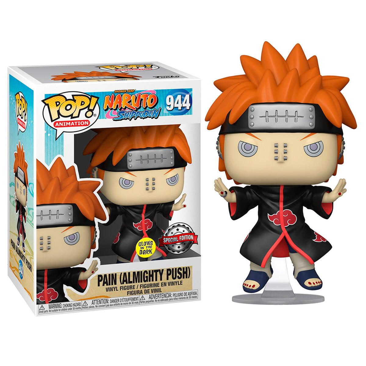 Figurine pop naruto pain almighty exclusive