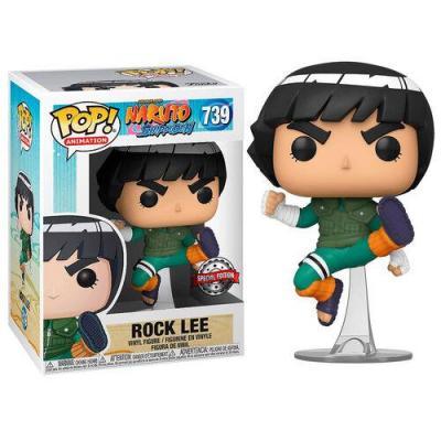 Figurine pop naruto rock lee edition speciale