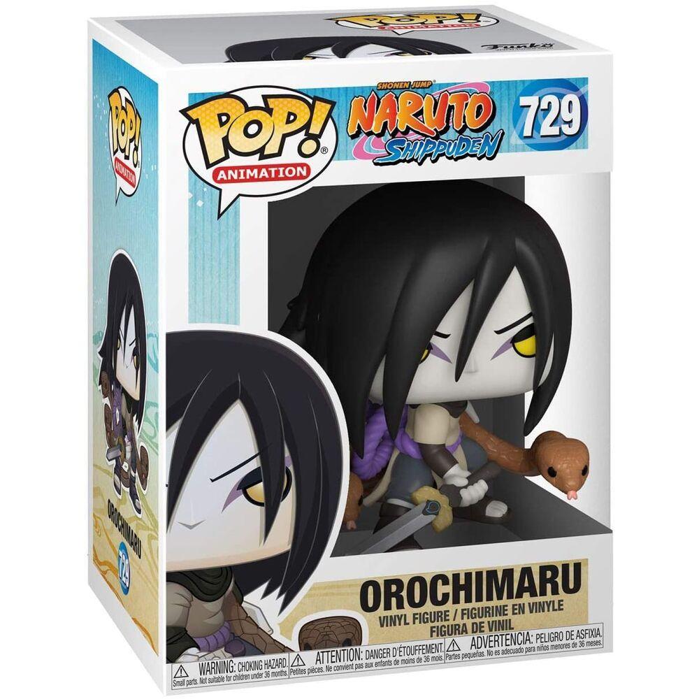 Figurine pop naruto shippuden orochimaru