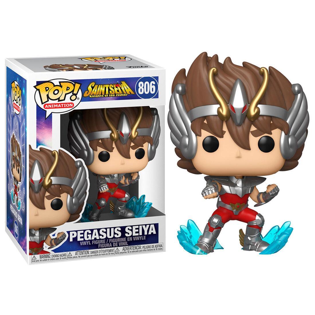 Figurine pop pegasus seiya saint seiya